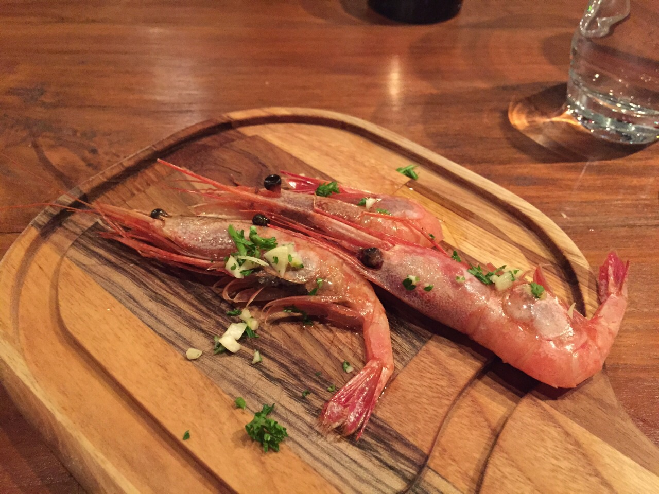 Javanegra tapas in the heart of jakarta tastetalks for Triple tail fish taste